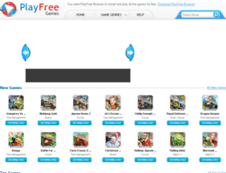 games.playfree.org screenshot