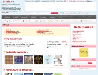 games.rate.ee screenshot