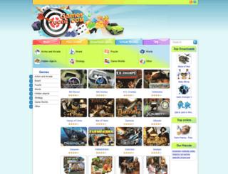 games.ucoz.com screenshot