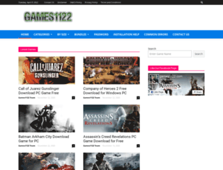 games1122.com screenshot