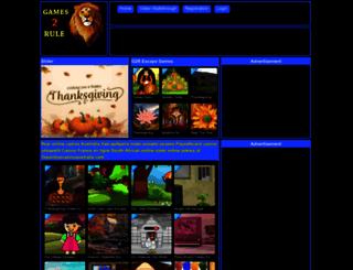 games2rule.com screenshot