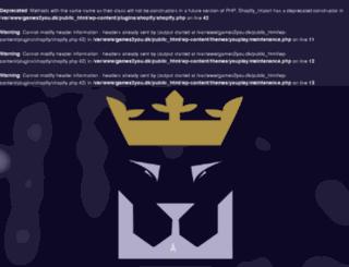 games2you.dk screenshot
