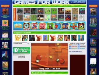 games4work.com screenshot