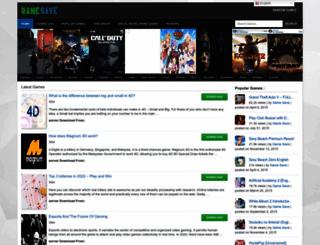 gamesave.us screenshot
