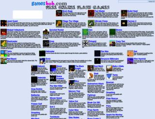 gamesbob.com screenshot