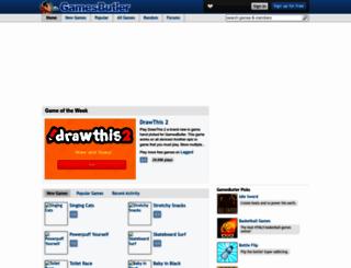 gamesbutler.com screenshot