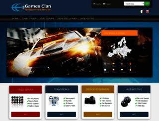 gamesclan.it screenshot