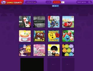 gamescounty.com screenshot