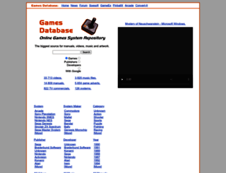 gamesdbase.com screenshot