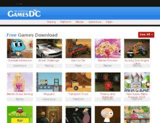 gamesdc.com screenshot