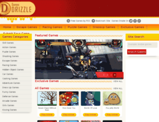 gamesdrizzle.com screenshot