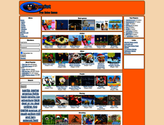 gamesfort.net screenshot