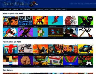gamesfreak.net screenshot