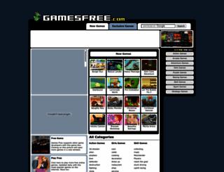 gamesfree.com screenshot