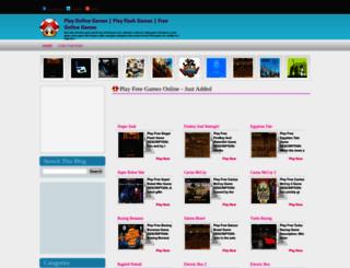 gamesfreeplayonline.blogspot.com screenshot