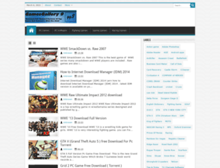 gamesgallery9.blogspot.com screenshot