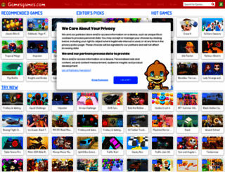 gamesgames.com screenshot