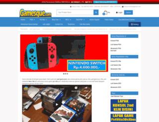 gamesgue.com screenshot