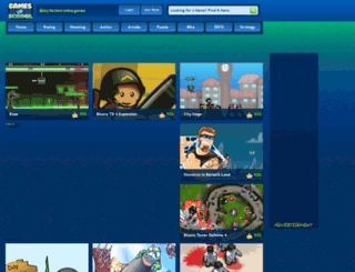 gamesinschool.org screenshot