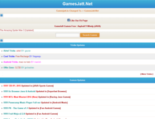 gamesjatt.net screenshot