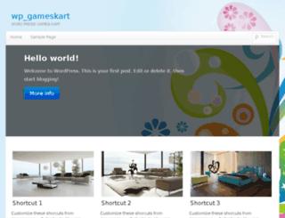 gameskart.com.au screenshot