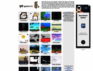 gamesloth.com screenshot