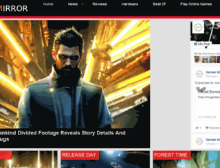 gamesmirror.com screenshot