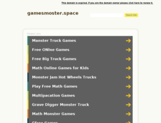 gamesmoster.space screenshot