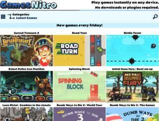 gamesnitro.com screenshot