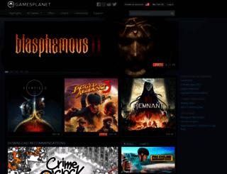 gamesplanet.com screenshot