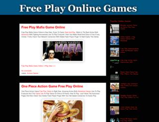 gamesplayonline24.blogspot.com screenshot