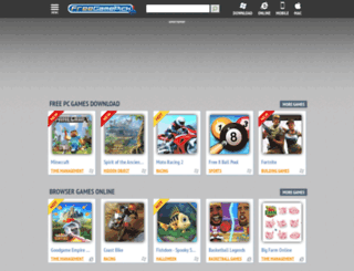 gamesr.com screenshot