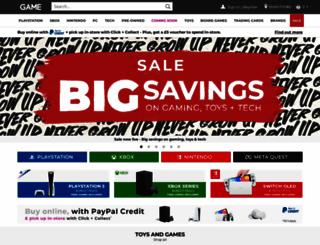 gamestation.co.uk screenshot