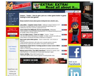 gamestester.com screenshot