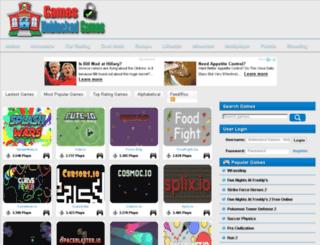gamesunblockedgames.com screenshot