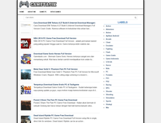 gametasik.com screenshot