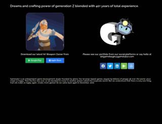 gametator.com screenshot