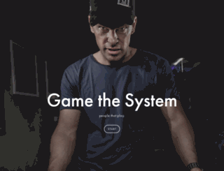 gamethesystem.co screenshot