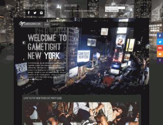 gametightny.com screenshot