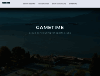 gametime.net screenshot
