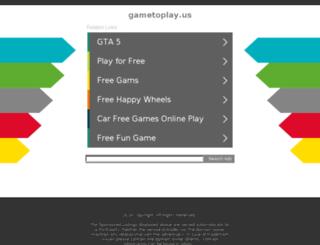 gametoplay.us screenshot