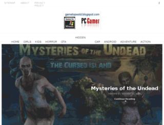 gametopwold.blogspot.com screenshot
