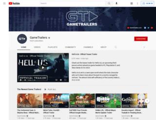 gametrailers.com screenshot
