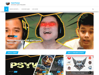 gametweeps.com screenshot