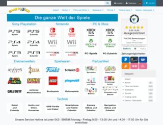 gameworld.de screenshot