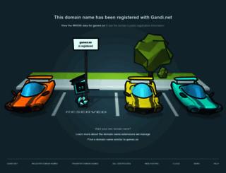 gamex.se screenshot