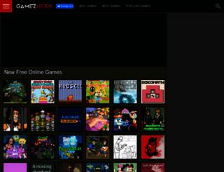 gamezhero.com screenshot