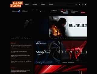 gamezoom.net screenshot