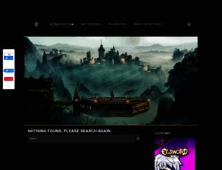 gamezway.net screenshot