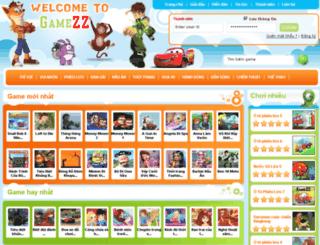 gamezz.net screenshot